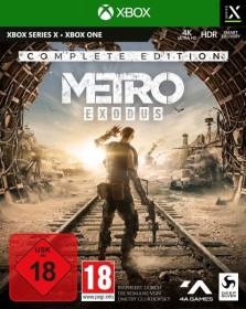 Metro Exodus - Complete Edition (Xbox SX)