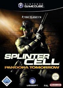 Splinter Cell 2: Pandora Tomorrow (German) (GC)