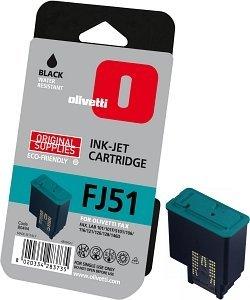 Olivetti FJ51 Druckkopf mit Tinte schwarz (B0494)