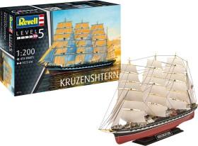 Revell Russian Barque Kruzenshtern (05159)