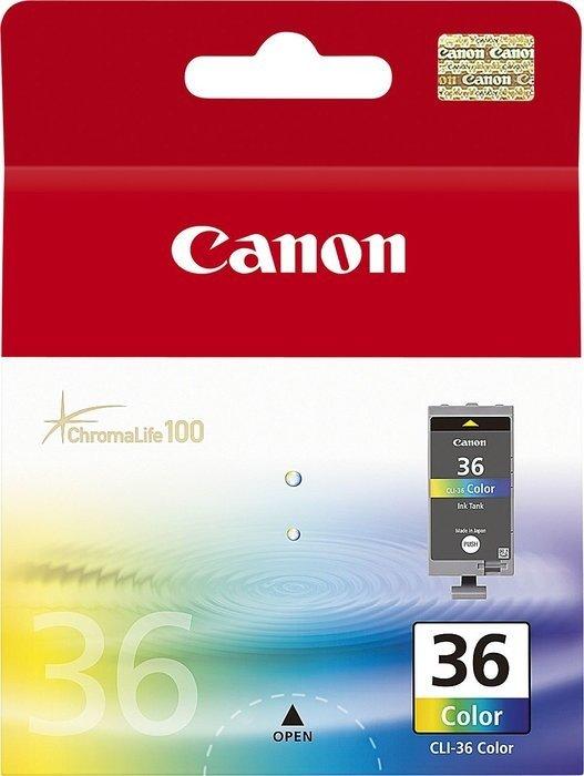 Canon CLI-36 Tinte farbig (1511B001)