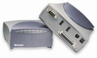 Xircom PortGear 4-port Multifunction USB hub (2 x USB, 1 x serial, 1 x parallel)