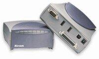 Xircom PortGear 4-port Multifunction USB-Hub [2 x USB, 1 x seriell, 1 x parallel]