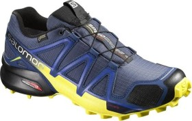 Salomon Speedcross 4 GTX slateblue/blue depth/corona yellow (Herren) (383118)