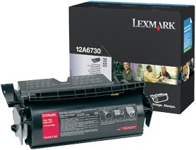 Lexmark Toner 12A6730 schwarz