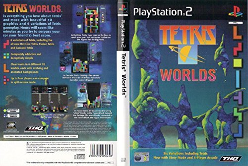 Tetris Worlds (German) (PS2) -- via Amazon Partnerprogramm