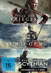 Krieger-Box (Pfad des Kriegers/Die letzten Krieger/Rise of the Scythian)