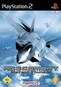 Ace Combat 4 - Distant Thunder (niemiecki) (PS2)
