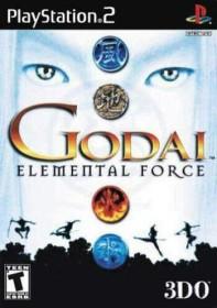 GoDai: Elemental Force (PS2)
