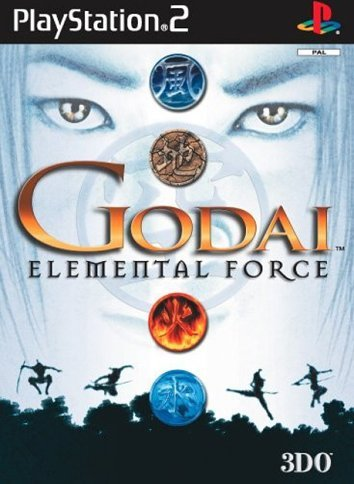 GoDai: Elemental Force (German) (PS2) -- via Amazon Partnerprogramm