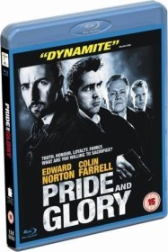 Pride and Glory (Blu-ray) (UK)