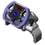 Joytech Williams F1 Team Racing Wheel (Lenkrad) (Xbox)