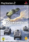 Dropship - United Peace Force (English) (PS2)