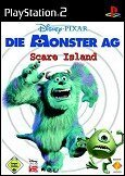 Die Monster AG - Schreckens Insel (Scary Island) (German) (PS2)