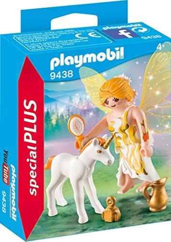 7d4bd36eab6 playmobil Special Plus - Sonnenfee mit Einhornfohlen (9438) starting ...