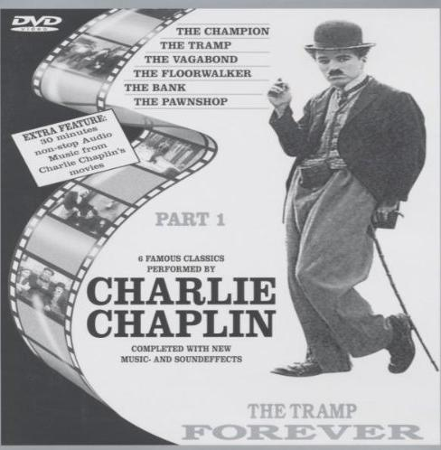 Charlie Chaplin - The Tramp Forever Vol.  1 -- via Amazon Partnerprogramm