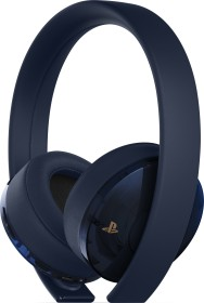 Sony Gold Wireless Headset 500 Million Limited Edition