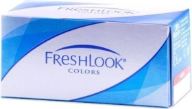 Alcon FreshLook Colors Farblinse green, -8.00 Dioptrien, 2er-Pack