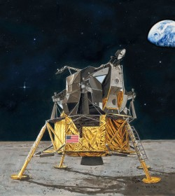 Revell Apollo 11 Lunar Module Eagle (03701)