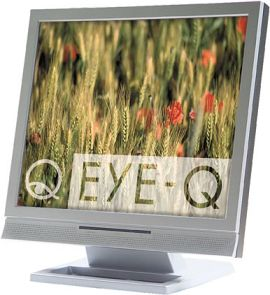 "EYE-Q E1-15, 15"", 1024x768, analog, Audio"