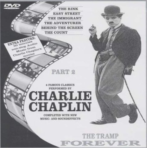 Charlie Chaplin - The Tramp Forever Vol.  2 -- via Amazon Partnerprogramm