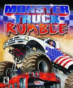 Monster Truck Rumble (German) (PC)