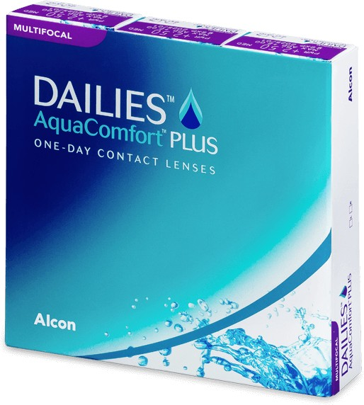 Alcon Dailies AquaComfort Plus Multifocal,  90er-Pack -- via Amazon Partnerprogramm