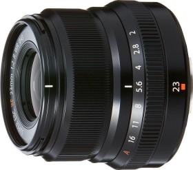 Fujifilm Fujinon XF 23mm 2.0 R WR black (16523169)