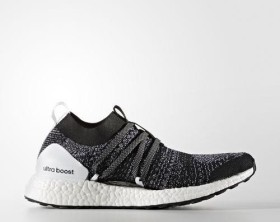 adidas Ultra Boost X black/white/footwear white (Damen) (BB5512)
