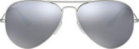 Ray-Ban RB3025 Aviator Mirror 58mm silver/silver flash (RB3025-019/W3)