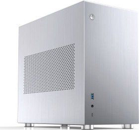 Jonsbo V10 silber, Mini-ITX (V10-A Silver)