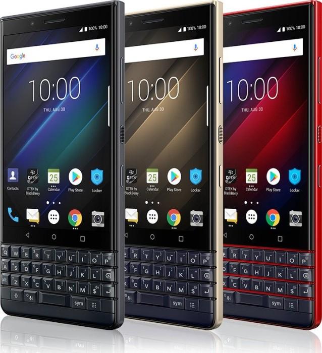 BlackBerry KEY2 LE Dual-SIM grey