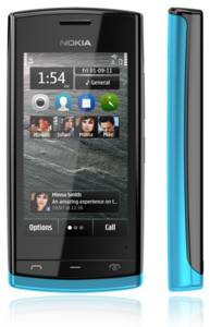 O2 Nokia 500 (various contracts)