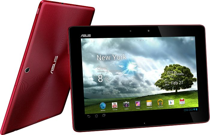 ASUS Eee Pad Transformer TF300T-1G068A 32GB red (90OK0GB5104580W)