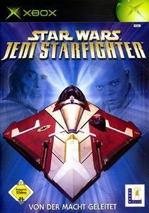 Star Wars - Jedi Starfighter (German) (Xbox)