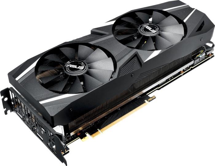 ASUS Dual GeForce RTX 2070 advanced, DUAL-RTX2070-A8G, 8GB GDDR6, HDMI, 3x DP, USB-C (90YV0C85-M0NA00)