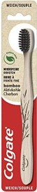 Colgate Bamboo active carbon toothbrush, soft