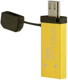 Patriot Stellar 64GB, USB-A 3.0/USB 2.0 Micro-B (PSF64GSTROTG)