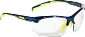UVEX sportstyle 802 vario blau-gelb/smoke