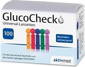 Aktivmed GlucoCheck Universal Lanzetten, 100 Stück
