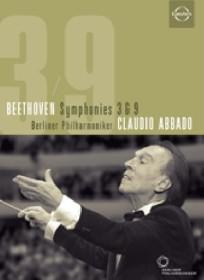 Ludwig van Beethoven - Symphonie Nr. 3 & 9 (DVD)