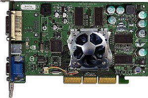 Sparkle SP8831DT, GeForceFX 5600, 128MB DDR, DVI, TV-out, AGP