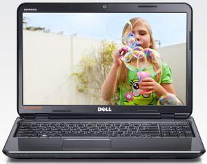 Dell Inspiron Q15R schwarz, Core i3-2350M, 4GB RAM, 750GB HDD (5110-2635)