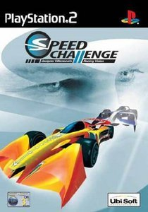 Speed Challenge: Jacques Villenueve's Racing Vision (German) (PS2)