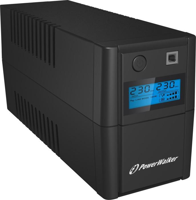 BlueWalker PowerWalker VI 650 SHL IEC, USB (10120091)