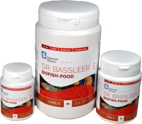 Dr. Bassleer Biofish-Food Garlic XL, 68g (01048964)