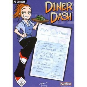 Diner Dash (English) (PC)