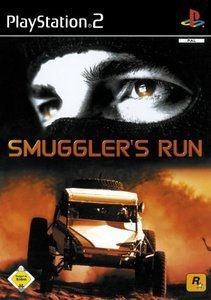 Smugglers Run (German) (PS2)