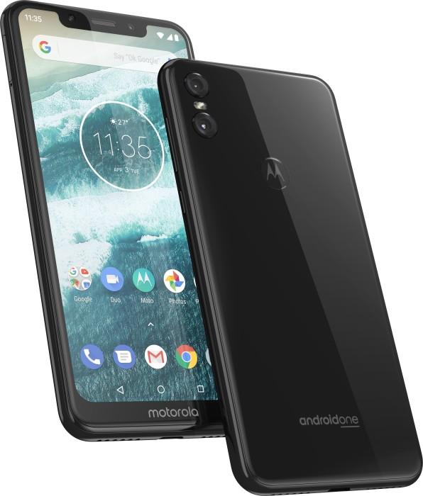 Motorola One Dual-SIM black