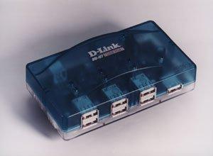 D-Link DU-H7 7-port USB-Hub